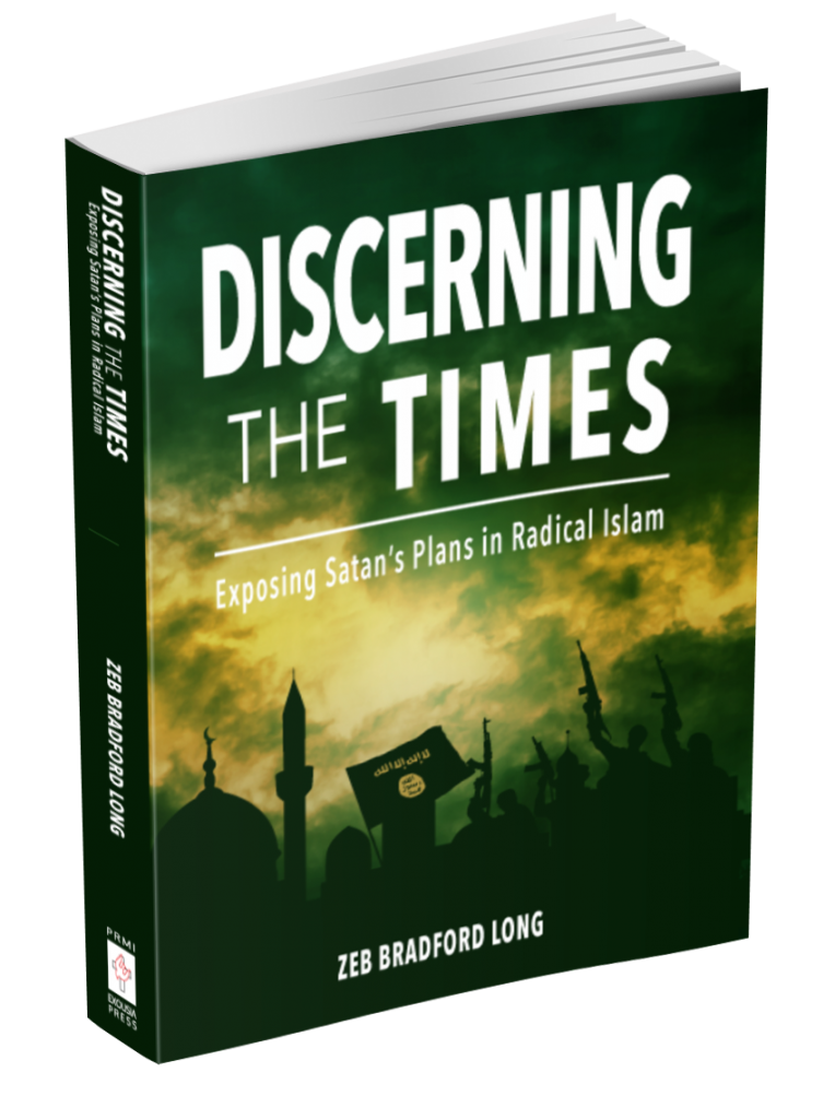 Discerning the Times 3d Cover
